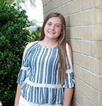 Mary Congleton 2020 C.H. Robinson Foundation Scholarship Recipient