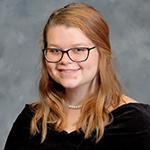 Mariah Garzee 2020 C.H. Robinson Foundation Scholarship Recipient