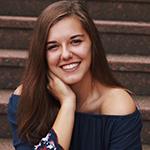 Abby Groen 2020 C.H. Robinson Foundation Scholarship Recipient