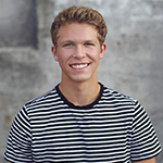 Adam Schriever 2020 C.H. Robinson Foundation Scholarship Recipient