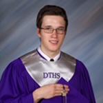 Tristan Evans 2018 Recipient