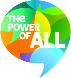power of All logo